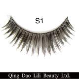 Privé Etiket van de Stroken van de Zwepen van de Prijs van de Fabriek van de Wimpers van het Haar van Lili Beauty Fashion 3D Synthetische Valse Valse