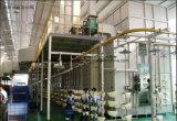 Ligne meilleur marché de traitement au four de jet pour les travaux en acier