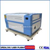 TitanPlate/OSB Vorstand CO2 Laser-Stich-Ausschnitt-Maschine mit doppelten Köpfen