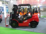 새 모델 JAC J 시리즈 디젤 엔진 지게차 3 톤