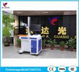 革のための高速二酸化炭素レーザーのマーキング機械