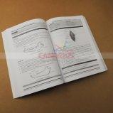 Coût bas d'impression de brochure de livret explicatif de catalogue d'impression de livre d'élèves de qualité