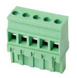 блок тангажа 7.5mm Pluggable терминальный с винтом