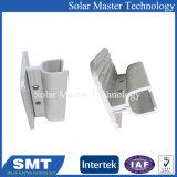 Lanzó Solar del techo de la estructura de montaje para el hogar sistema de montaje de panel solar