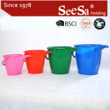 플라스틱 Watering Can Water Bucket (3L, 5L, 8L, 10L)