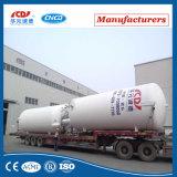 Tanque de GNL do armazenamento do líquido criogênico de baixo preço