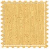 Pisos laminados en relieve de la Junta de patrón de pino para el hogar decoración piso