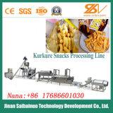 Extruder van Kurkure van de Snacks van het Graan van Ce de Standaard Volledige Automatische