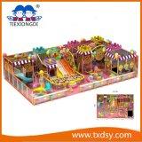 Das crianças macias padrão do jardim de infância da UE equipamento interno comercial do campo de jogos