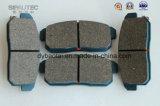 Faible Plaquette de frein à disque métallique D1660 325698151 pour VW Santana