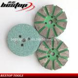 Диск диаманта металла меля для камня бетона, гранита и мрамора