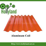 Enduit et a gravé la feuille en aluminium de bobine (ALC1118)