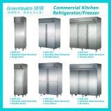 Energie - Koelkast van de Keuken van het besparings de Commerciële Roestvrij staal voor Restaurant