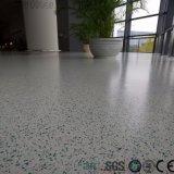 Belüftung-haltbarer Stein konzipiert Vinyltrockenen rückseitigen Fußboden