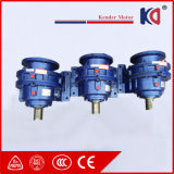 Reductor ciclo del mecanismo impulsor con el motor eléctrico
