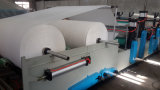 Máquina eléctrica automática del rodillo del papel higiénico de la máquina el rebobinar del motor