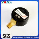 Normales Druck-Messinstrument mit Druck-Reichweite 160 P/in