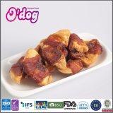 Abrigo nutritivo Apple del pollo de Odog para los convites del animal doméstico