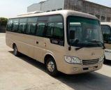 Omnibus turístico del pasajero del viaje del microbús de la estrella con el motor de Weichai/de Yuchai