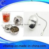A câmara de ar a mais nova de Infuser do chá do aço inoxidável (TS-12)