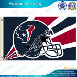 3 * 5FT 75D poliéster NHL / NFL Sport Flags (J_NF01F06030)