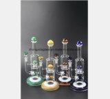 De Slangen van het Glas van de kleur voor het Recycling van de Pijpen van de Filter van de Tabak