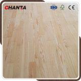 Fabrico profissional barato folheado de madeira de pinho folha do grupo Chanta