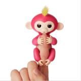Обезьяны младенца Fingerlings игрушки малыша перста нового горячего сбывания взаимодействующие