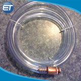 Weiches flexibles transparentes Gefäß des Belüftung-freies waagerecht ausgerichtetes Schlauch-/Kurbelgehäuse-Belüftung