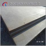 Tôle d'acier en acier d'altération superficielle par les agents atmosphériques d'anti corrosion en acier de SPA-H Corten
