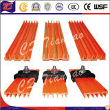 Senza giunture e Flexible Insulated Copper Power Rail per Crane/Hoist