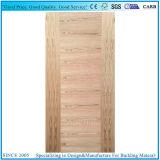 形成されたHDFのドアのパネルは競うか、またはドアの皮を薄板にする