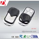 La puerta RF inalámbrico/Control remoto universal 4 Botones de control remoto