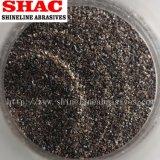 Brown-Aluminiumoxyd 24# für das Sand-Starten u. die Poliermittel