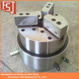 Pneumatische CNC van de Klem Horizontale het Draaien Machine