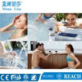 Monalisa Design requintado hidromassagem ao ar livre massagem banheira de hidromassagem (M-3369)
