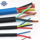 16mm2 25mm2 35mm2 flexibler kupferner Leiter-Parallelwiderstand-Isolierung CPE-Hüllen-Gummi 450/750V Yc Yz