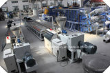 PVC PVC UPVC Ventana Perfil Extrusora Maquinaria