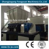 El reciclaje automático de doble eje de la máquina trituradora de plástico