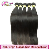 Человеческие волосы 100% бразильянина очень длинних волос Weft