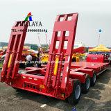 Multi Zeile Wellen-hydraulischer niedriger Bett-Schlussteil 100 Tonne für schweren Geräten-Transport