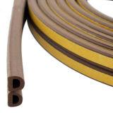 La gomma insonorizzata autoadesiva P-A forma di applic guarnizione di tenutaare a per il portello scorrevole e la finestra