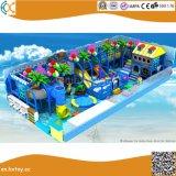 Ongehoorzame Kasteel van de Speelplaats van de Pret van kinderen het Binnen