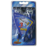 Personna Triple Blade Disposable Razor (KD-B3028L von 3s)