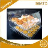 Удалите Plexiglass акриловый конфеты продовольственной Backery косметический для отображения