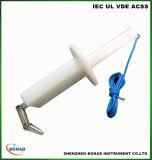 IEC61032 соединило зонд b испытания доступа предохранения