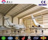 Estructura de acero Construcciones Juegos para Portable hangar de aviones