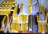 A extremidade afiada sólida resistente aos UV, vareta de suporte de plástico reforçado com fibra de vidro da Haste de suporte
