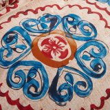 1800のコレクションによってブラシをかけられる4部分のシーツのセットされた羽毛布団カバー寝具の寝具