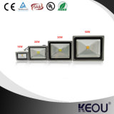 최신 판매! 50W 알루미늄 주거 5000 루멘 LED 영사기